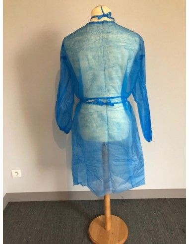 Sur-blouse Polypropylène non tissé...